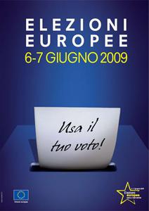 Elezioni europee giugno 2009
