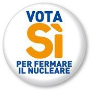 Vota SI per fermare il nucleare