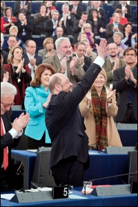 Martin Schulz Presidente del Parlamento europeo (Fonte e Credits: Parlamento europeo, europarl.europa.eu, formato immagine ridotto)